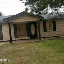 Rental info for 7608 Liberty in the Bossier City area