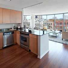 Rental info for N Kingsbury St & W Grand Ave in the Fulton River District area