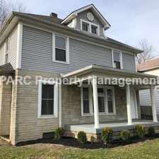 Rental info for 42 N COLORADO AVENUE in the Indianapolis area