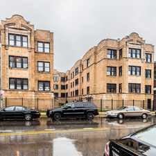 Rental info for 5556 W Jackson in the Chicago area