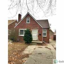 Rental info for Lovely Bungalow on Robson in the Detroit area