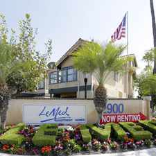 Rental info for Le Med in the Anaheim area