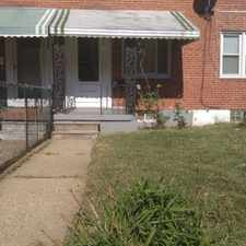 Rental info for $1000 2 bedroom Townhouse in Baltimore City Baltimore South in the Baltimore area