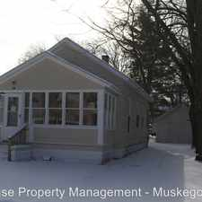 Rental info for 693 Orchard Avenue in the Muskegon area