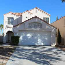 Rental info for 1808 Winners Choice in the Peccole Ranch area