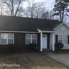 Rental info for 637 Graham Meadow Dr in the Mineral Springs area