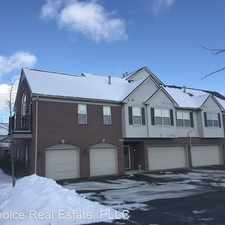 Rental info for 619 Worthington Dr. Unit 35 in the Lansing area