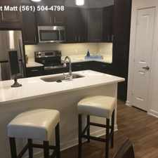 Rental info for Find Comfort and Convenience with this Premium 1B/1B within walking distance to Boynton Beach hotspots! in the Boynton Beach area