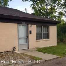 Rental info for Eastfield in the Lansing area