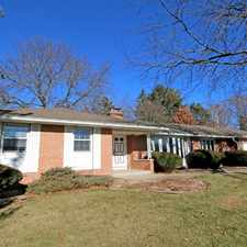 Rental info for 4814 Odana Road in the Midvale Heights area