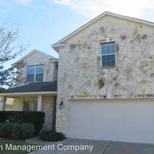 Rental info for 7806 Squirrel Hollow Drive