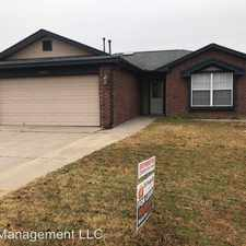 Rental info for 1429 Forest Glenn Circle in the Norman area