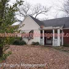 Rental info for 147 N. Evergreen Street in the Idlewild-East End Historic area