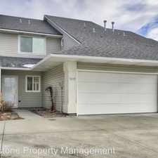 Rental info for 5615 S Adonis Pl in the Boise City area