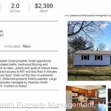 Rental info for 19580 Smith Circle