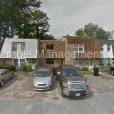 Rental info for 735 Arthur Avenue in the Virginia Beach area