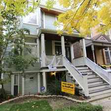 Rental info for Well-Priced 1 Bed, 1 Bath at Hermitage & Addison (Lakeview) in the Chicago area
