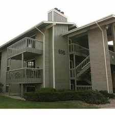 Rental info for 695 Manhattan Drive #9 in the Boulder area