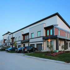 Rental info for West 5 Townhomes
