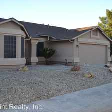 Rental info for 4133 W. Chama Drive
