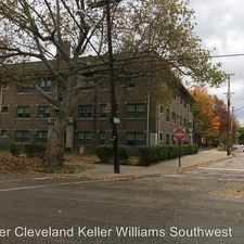 Rental info for 3773 W. 33rd St. in the Cleveland area