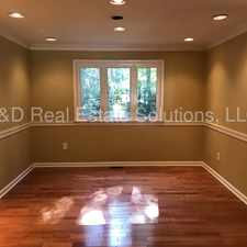 Rental info for Beautiful Cherry Hill 4BR Home on Private Cul-De-Sac! in the Philadelphia area