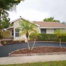 Rental info for Tricon American Homes in the North Lauderdale area