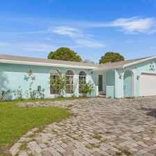 Rental info for 647 Southwest 17th Court in the Boca Raton area