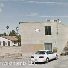Rental info for 2116 Carroll - Unit in the North Las Vegas area