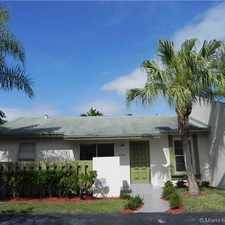 Rental info for 12309 SW 111th S Canal St Rd in the The Crossings area