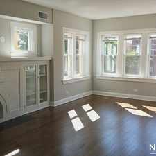 Rental info for 4826 W George Street Unit 1 in the Cragin area