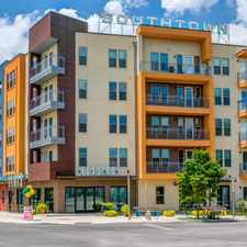 Rental info for Southtown Flats in the San Antonio area