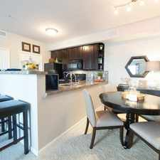 Rental info for 4515 Desantis Court #101 in the Kendale area