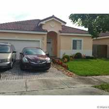 Rental info for 22963 Southwest 107th Avenue in the Cutler Bay area