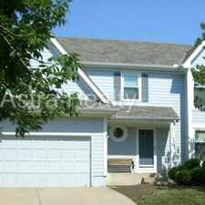 Rental info for 15204 Beverly St in the Kansas City area