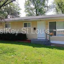 Rental info for 10564 Spring Garden in the St. Louis area