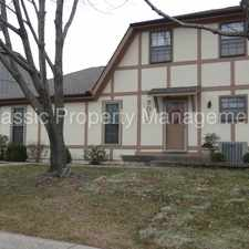 Rental info for Spacious Townhome- 7013 NW Fisk Ct in the Kansas City area