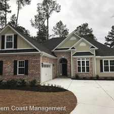 Rental info for 4008 Blackwood Court