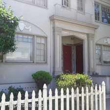 Rental info for 433 36th Street B in the Oakland area