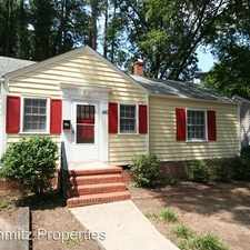 Rental info for 810 W Markham Avenue in the Durham area