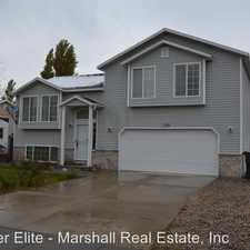 Rental info for 720 Fox Run Drive in the Tooele area