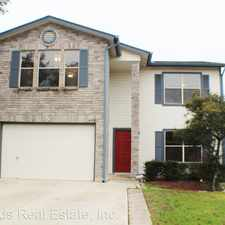 Rental info for 6882 Canary Meadow in the San Antonio area