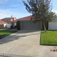 Rental info for 29534 Brookfield Drive in the 92586 area