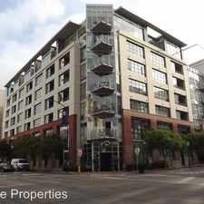 Rental info for 527 10th Ave #411 in the San Diego area