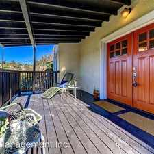 Rental info for 4126 Berenice Place in the Los Angeles area