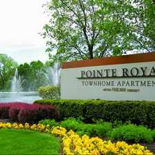 Rental info for Pointe Royal