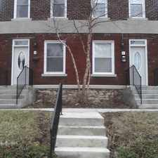 Rental info for 1480 Michigan Avenue in the Columbus area
