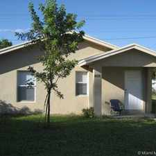 Rental info for 10441 Southwest 184th Street in the South Miami Heights area