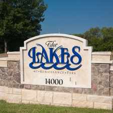 Rental info for The Lakes at Renaissance Park
