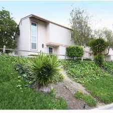 Rental info for Upgraded End-Unit Townhome in the Oceanside area